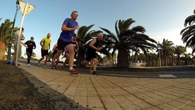 hardlopen om fit te worden